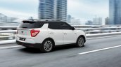 SsangYong Tivoli Air rear three quarters