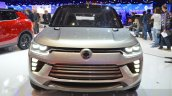 Ssangyong SIV-2 Concept front at the 2016 Geneva Motor Show