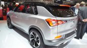 Ssangyong SIV-2 Concept rear three quarters at the 2016 Geneva Motor Show