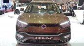 Ssangyong XLV front at Geneva Motor Show 2016