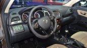 Ssangyong XLV interior at Geneva Motor Show 2016