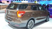 Ssangyong XLV rear three quarter at Geneva Motor Show 2016