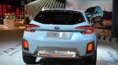 Subaru XV Concept rear at the Geneva Motor Show Live