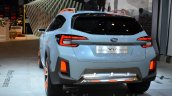 Subaru XV Concept rear quarter at the Geneva Motor Show Live