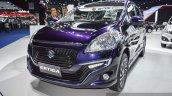 Suzuki Ertiga Dreza front quarter at 2016 BIMS