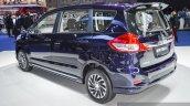 Suzuki Ertiga Dreza rear quarter at 2016 BIMS