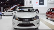 Suzuki (Maruti) Celerio with body kit front at the 2016 BIMS