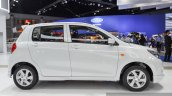Suzuki (Maruti) Celerio with body kit side at the 2016 BIMS