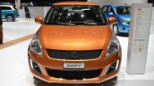 Suzuki Swift Special Edition front at 2016 Geneva Motor Show