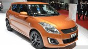 Suzuki Swift Special Edition front quarter at 2016 Geneva Motor Show