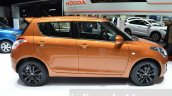 Suzuki Swift Special Edition side at 2016 Geneva Motor Show