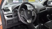 Suzuki Swift Special Edition steering wheel at 2016 Geneva Motor Show
