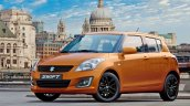Suzuki Swift special edition front three quarters