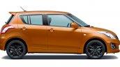 Suzuki Swift special edition side profile