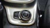 Suzuki Vitara S with 1.4L Boosterjet Drive mode selector dial at Geneva Motor Show 2016