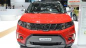 Suzuki Vitara S with 1.4L Boosterjet front at Geneva Motor Show 2016
