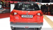 Suzuki Vitara S with 1.4L Boosterjet rear at Geneva Motor Show 2016