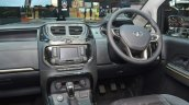 Tata Hexa Tuff interior at the 2016 Geneva Motor Show