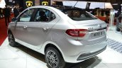 Tata KITE 5 rear three quarter at the 2016 Geneva Motor Show