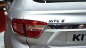 Tata KITE 5 taillamp at the 2016 Geneva Motor Show