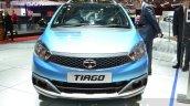 Tata Tiago front at Geneva Motor Show 2016