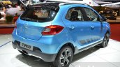 Tata Tiago rear three quarters at Geneva Motor Show 2016