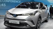 Toyota C-HR at 2016 Geneva Motor Show