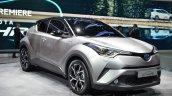 Toyota C-HR front bumper at 2016 Geneva Motor Show