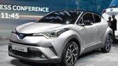 Toyota C-HR front quarter at 2016 Geneva Motor Show