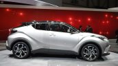 Toyota C-HR side at 2016 Geneva Motor Show