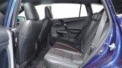 Toyota RAV4 Hybrid Sapphire rear seat