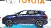 Toyota RAV4 Hybrid Sapphire side