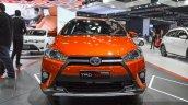 Toyota Yaris TRD Sportivo front at 2016 BIMS