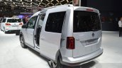 VW Caddy Alltrack rear three quarter at the 2016 Geneva Motor Show