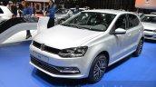 VW Polo Allstar at the 2016 Geneva Motor Show