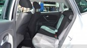 VW Polo Allstar back seat at the 2016 Geneva Motor Show