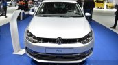VW Polo Allstar front at the 2016 Geneva Motor Show