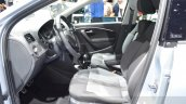 VW Polo Allstar front seats at the 2016 Geneva Motor Show