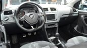 VW Polo Allstar interior at the 2016 Geneva Motor Show
