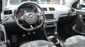 VW Polo Allstar interior at the 2016 Geneva Motor Show
