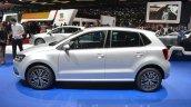 VW Polo Allstar side at the 2016 Geneva Motor Show