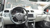 VW Polo Beats dashboard at the 2016 Geneva Motor Show