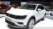 VW Tiguan at the 2016 Geneva Motor Show