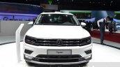VW Tiguan front at the 2016 Geneva Motor Show