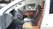 VW Tiguan front seats at the 2016 Geneva Motor Show