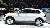 VW Tiguan side at the 2016 Geneva Motor Show