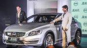 Volvo S60 CC India launch