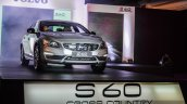 Volvo S60 CC launched in India