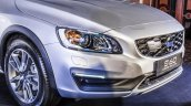 Volvo S60 Cross Country Bi-Xenon headlamps launched in India