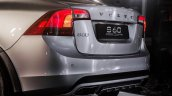 Volvo S60 Cross Country boot launched in India